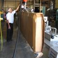 Box Lift with 350lb Capacity Unit