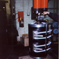 Triple Tube with 480lb Capacity Unit